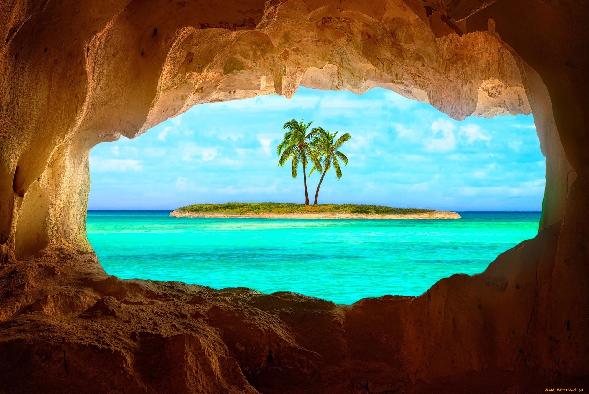 острова картинки на тему место